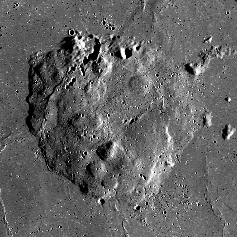 Chang'e 5 Lunar Landing
