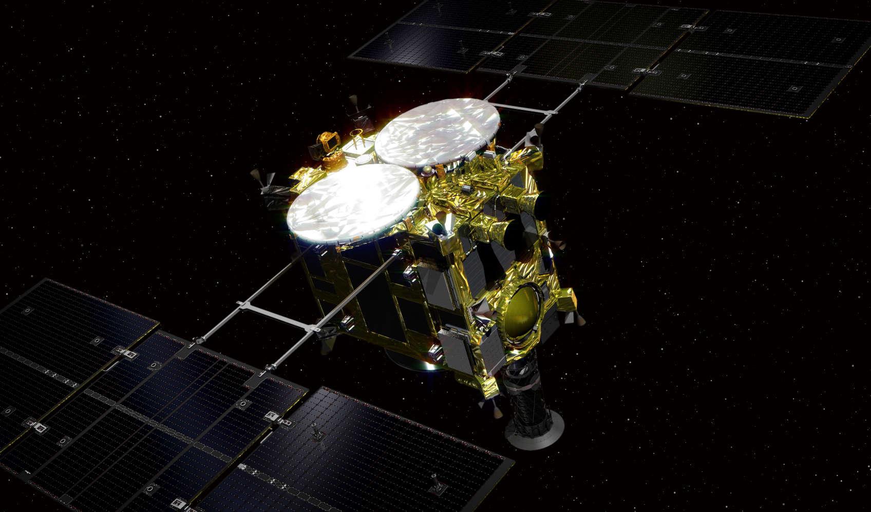 Hayabusa-2 Sample Returns to Earth