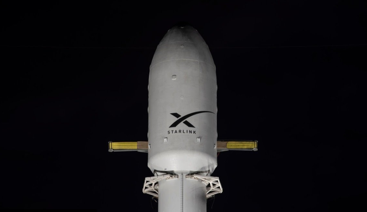 Falcon 9 Block 5 | Starlink 6