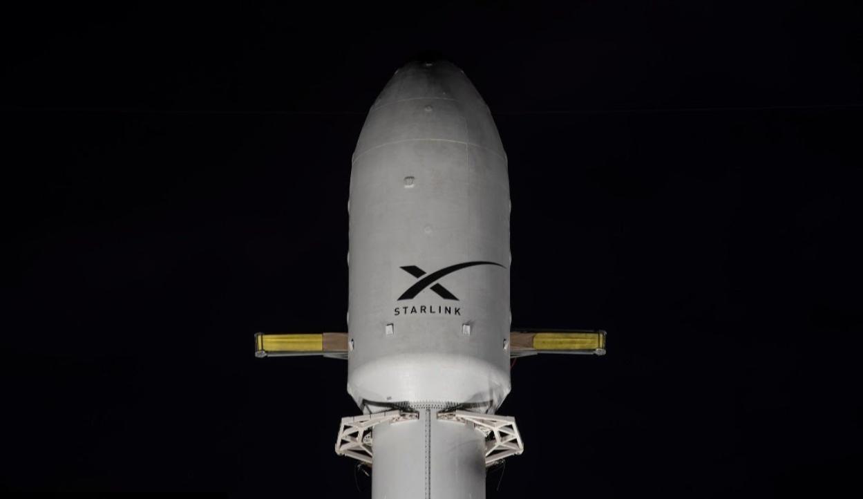 Falcon 9 Block 5 | Starlink 10