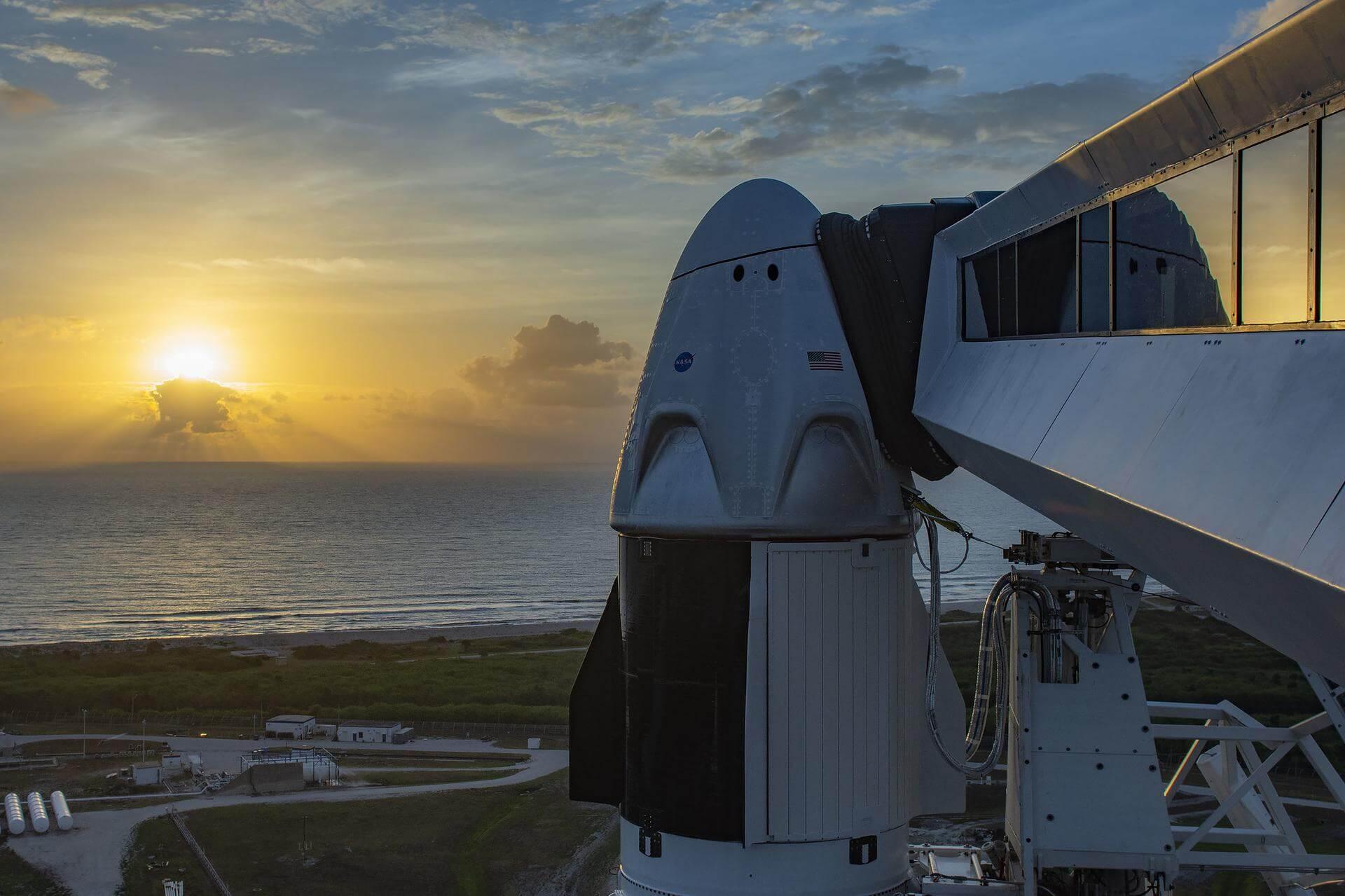 Upcoming rocket launch image