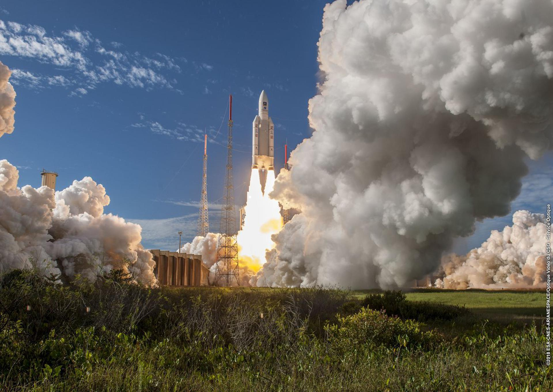 Ariane 5 ES   Albert Einstein ATV (ATV-004)