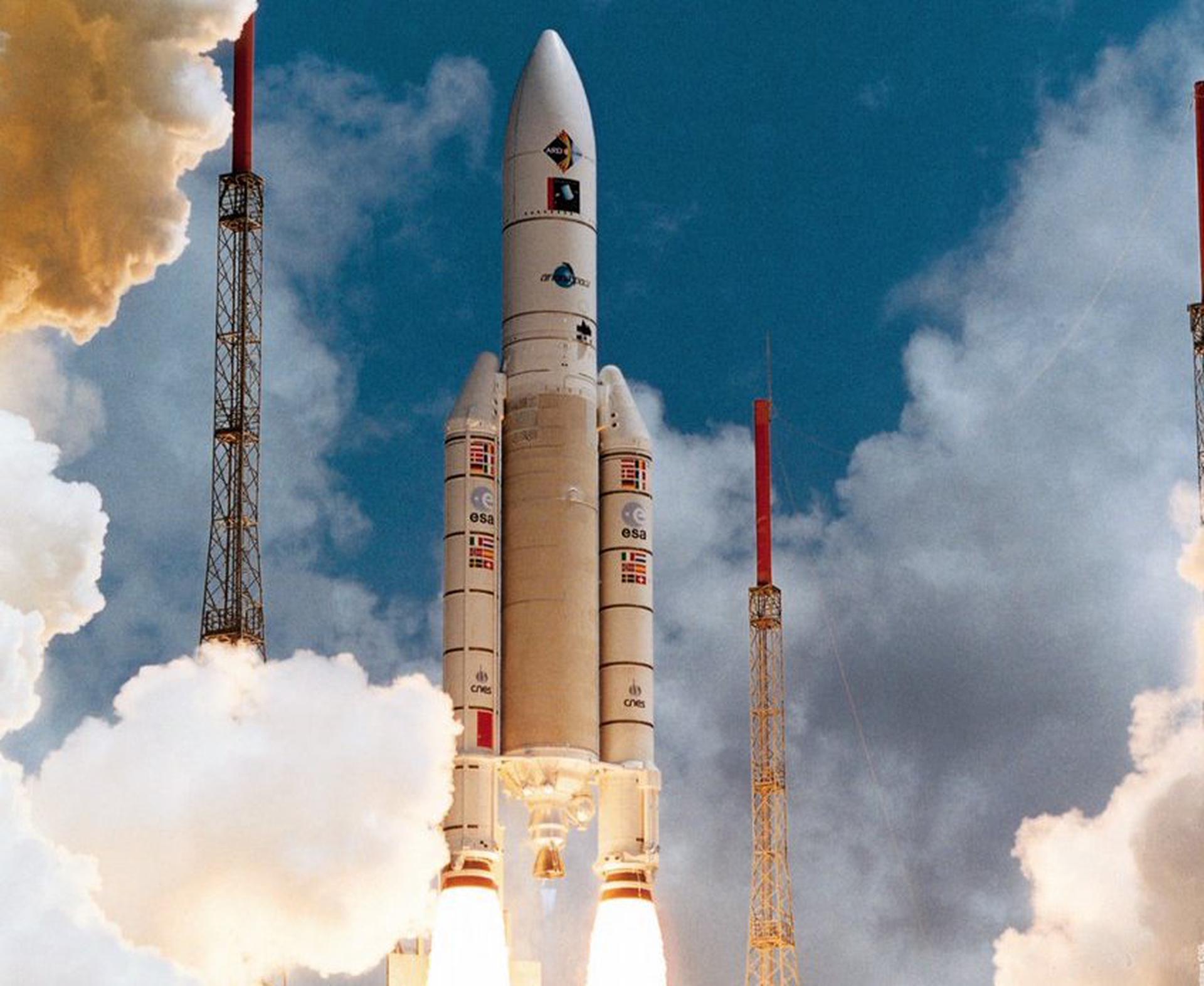Ariane 5 G | MaqSat 3 & ARD