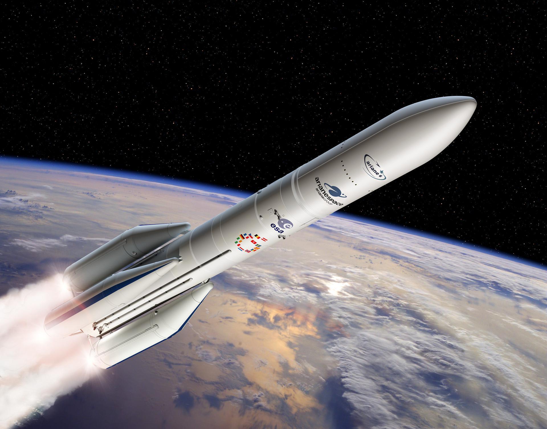 Ariane 64 | GO-1