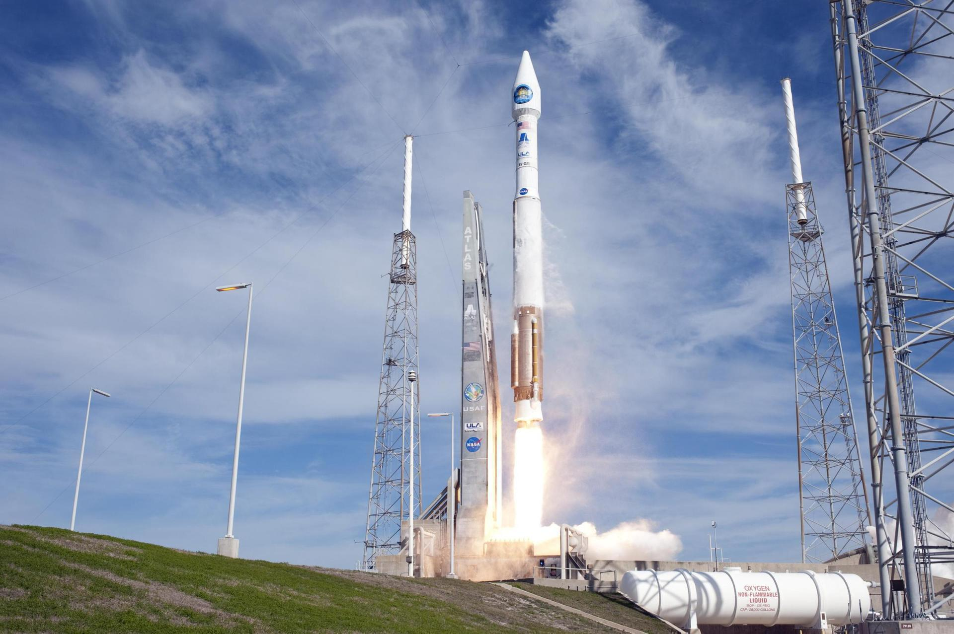Atlas V 401 | GPS IIF-8 (USA-258)