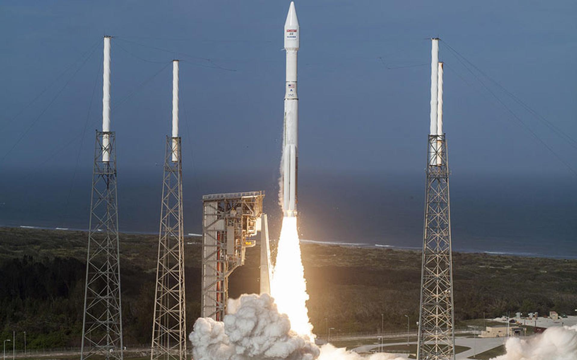 Atlas V 431 | Intelsat 14