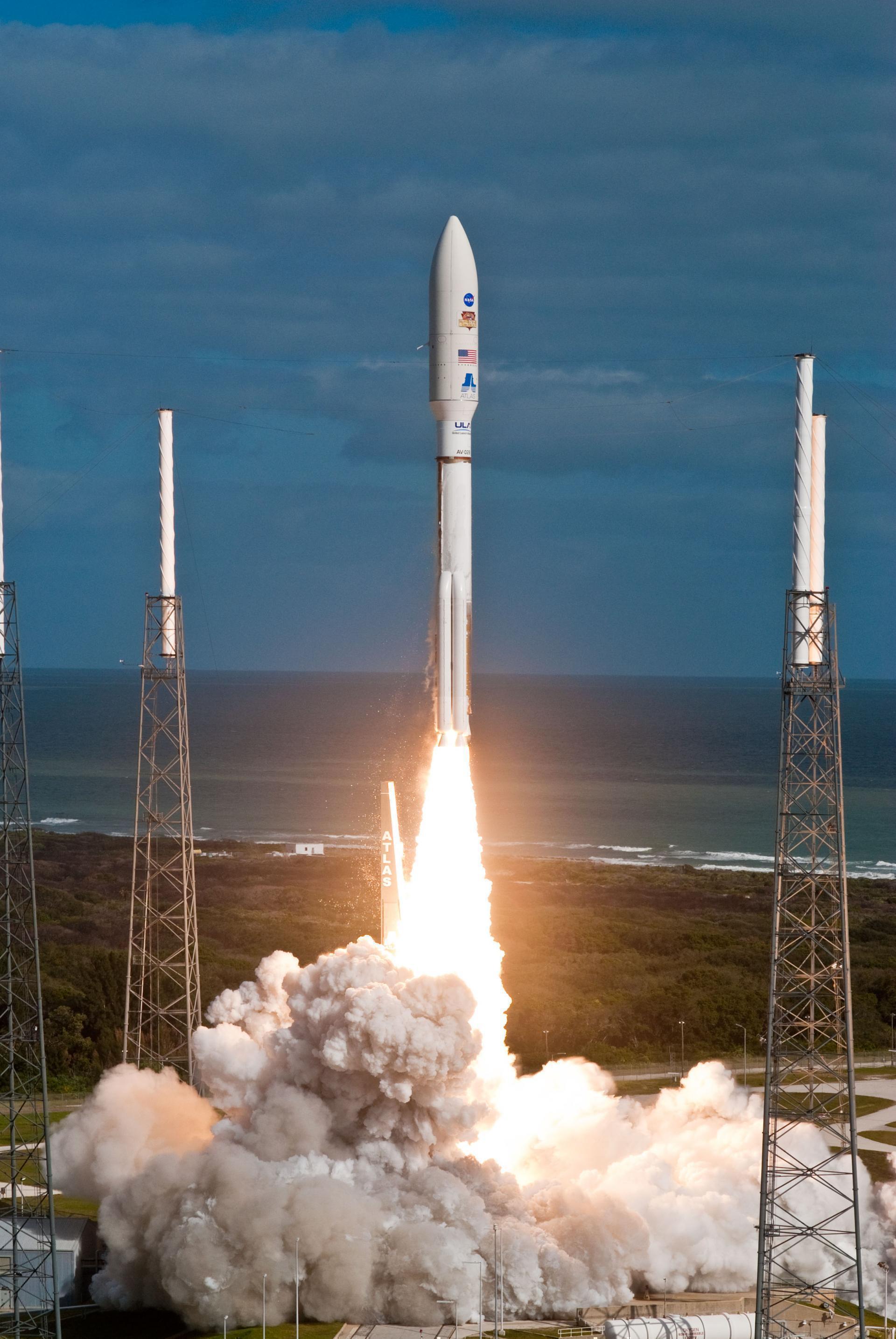 Atlas V 541 | NROL-35 (USA-259)
