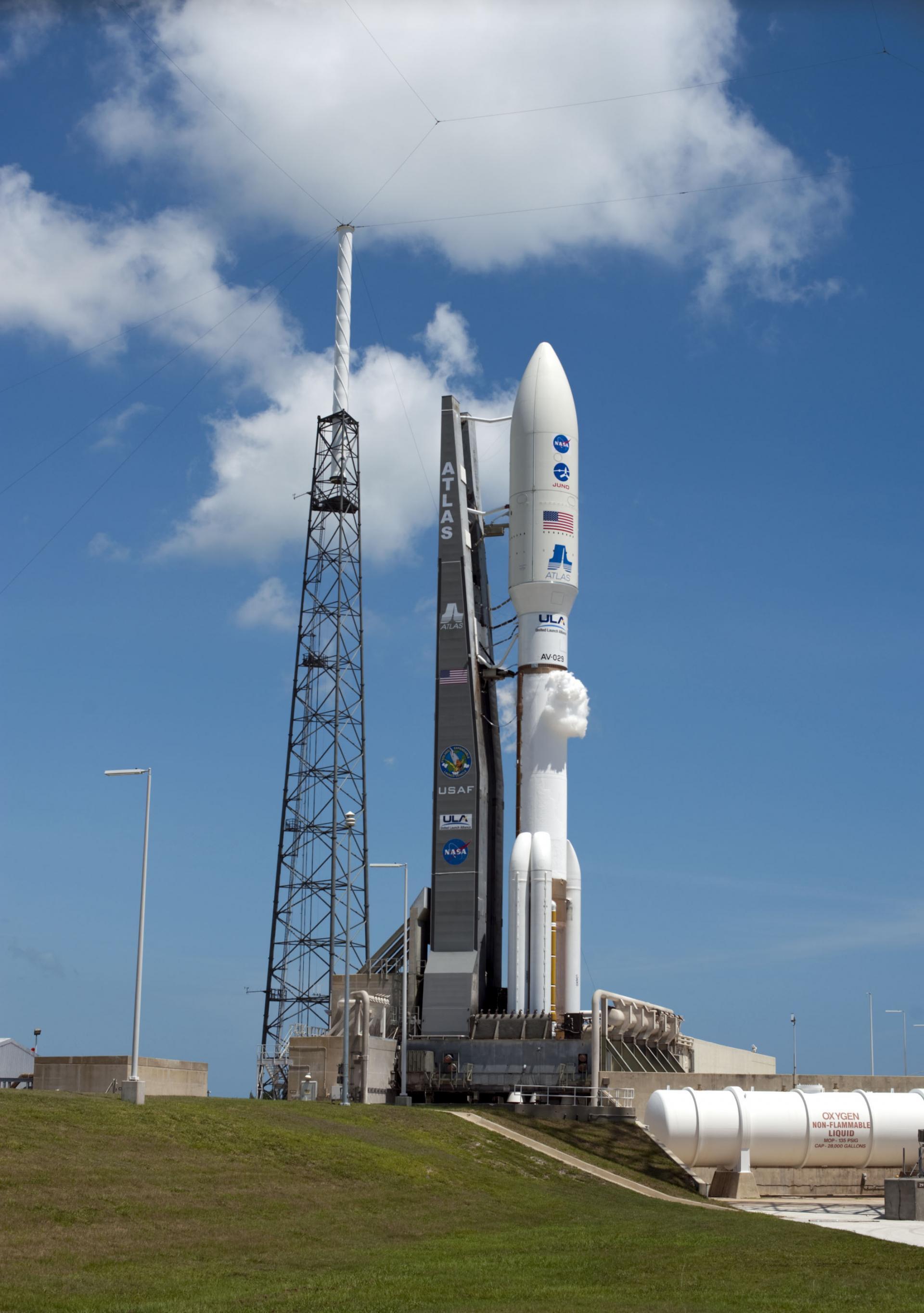 Atlas V 551 | AEHF-6