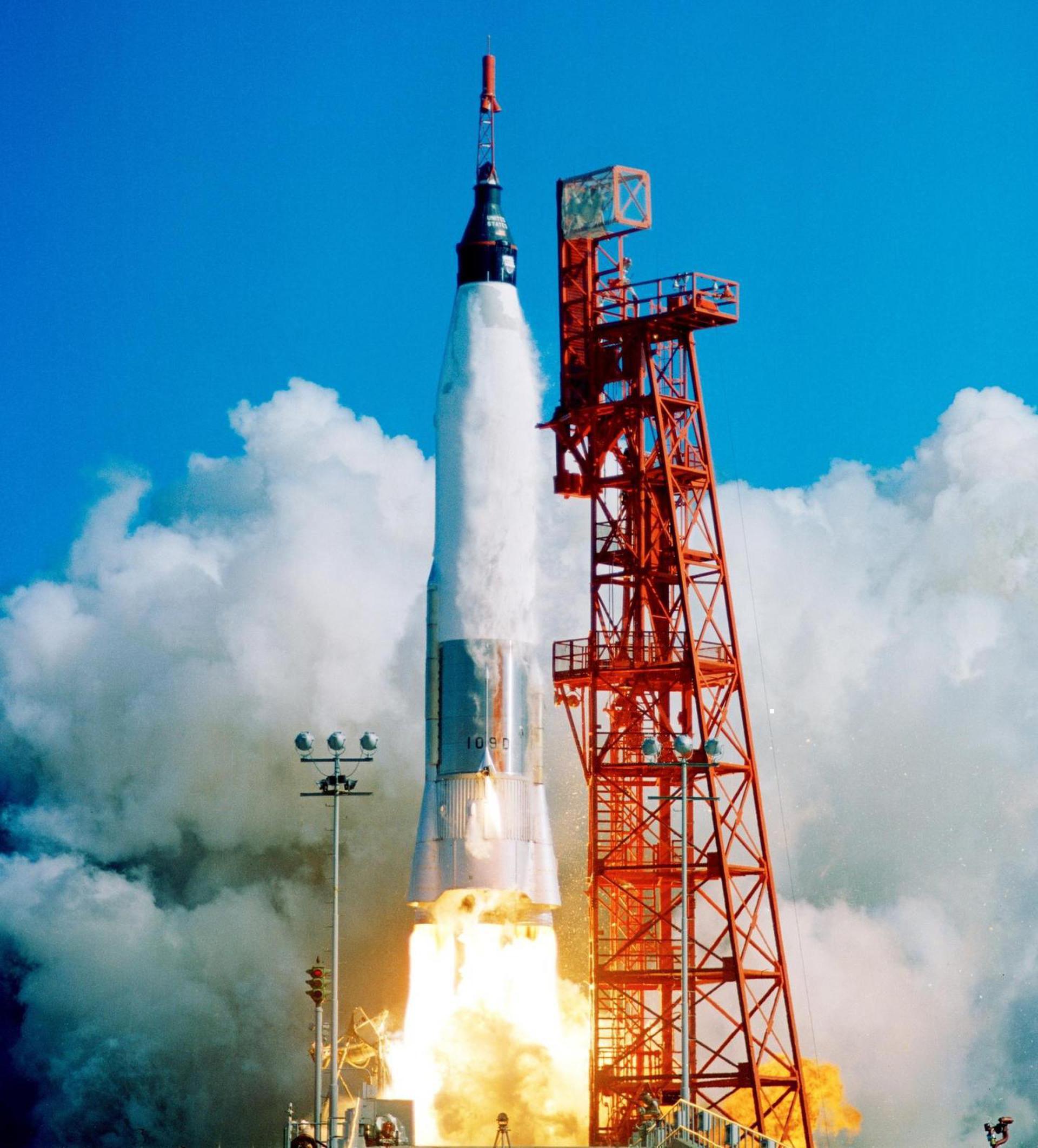 Atlas LV-3B   Mercury-Atlas 5