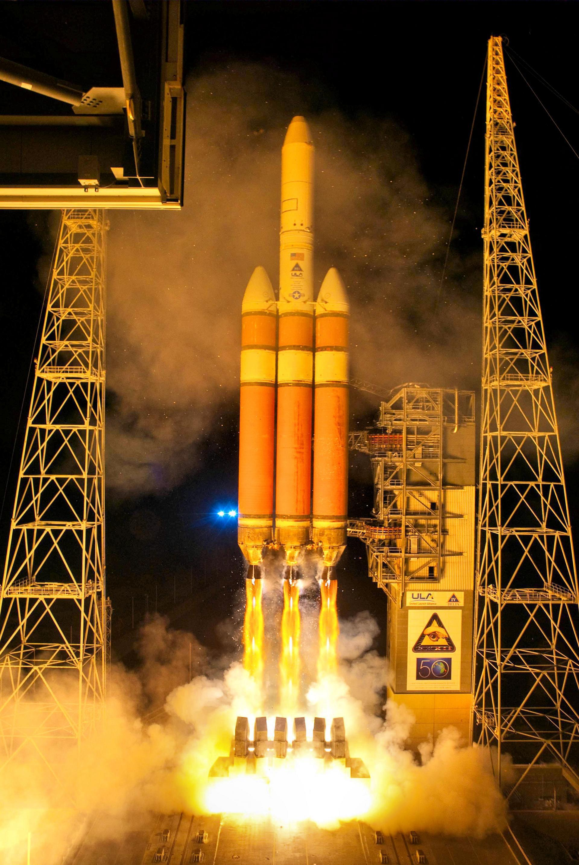 Delta IV Heavy | NROL-32 (Mentor (USA-223))