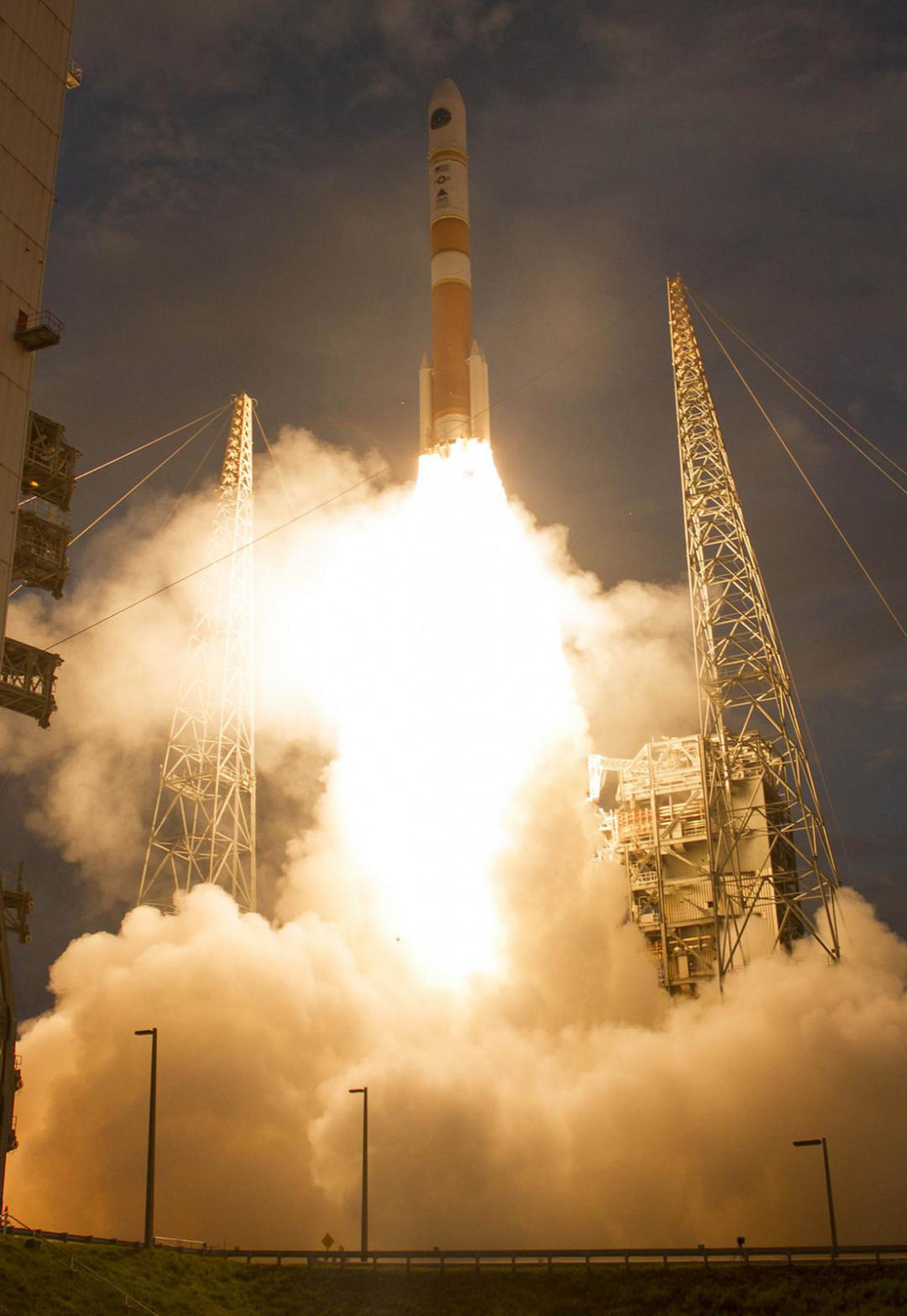 Delta IV M+(5,4) | WGS-5 (USA-243)