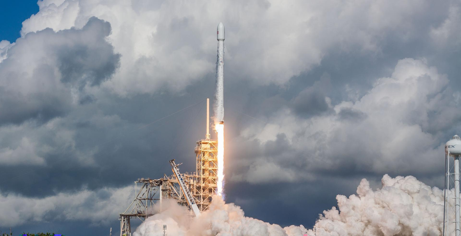 Falcon 9 Block 4 | SpX CRS-14