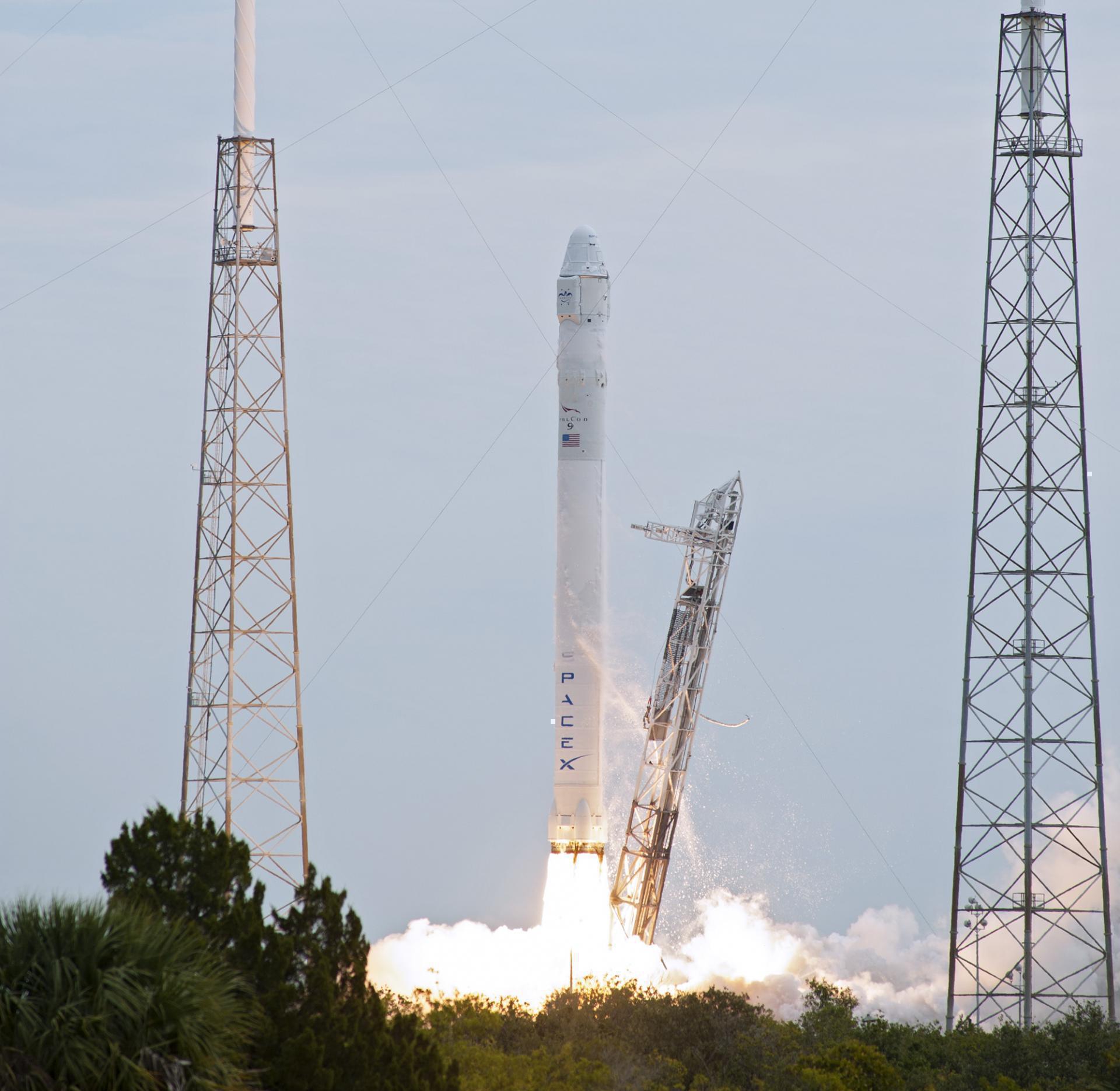Falcon 9 v1.0   SpX CRS-1