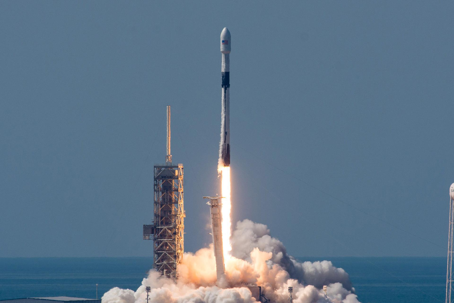 Falcon 9 Block 5 | Spaceflight GTO-2