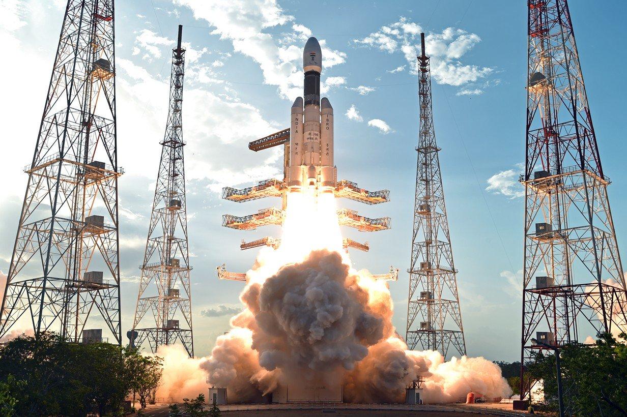 GSLV Mk III | Chandrayaan-2