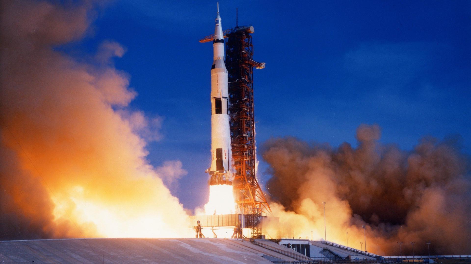 Saturn V   Apollo 14