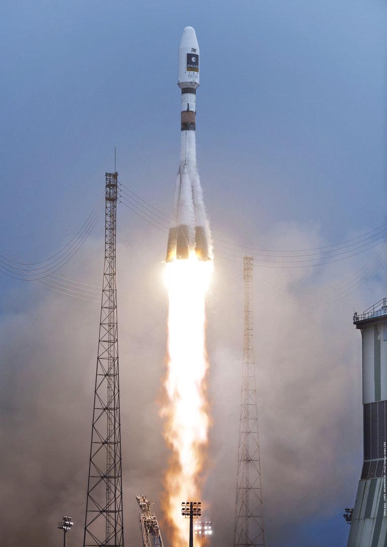 Soyuz STA/Fregat | Sentinel-1B