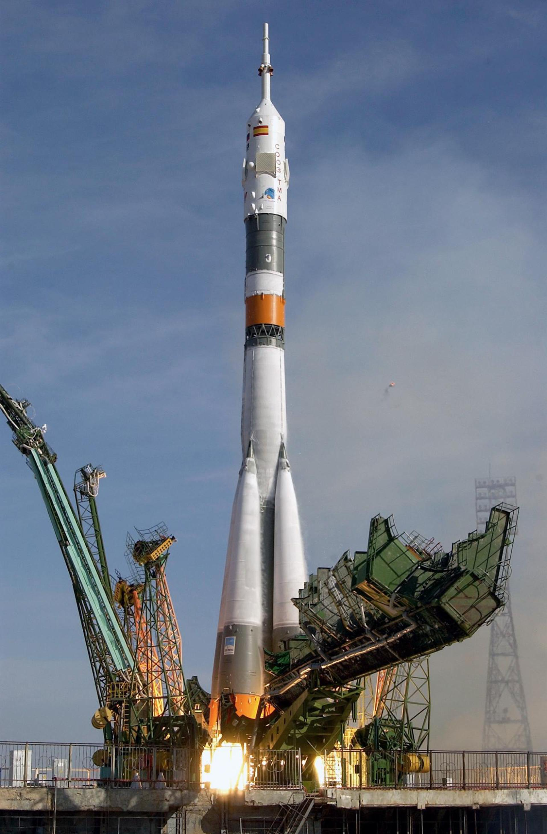 Soyuz U | Progress M-35