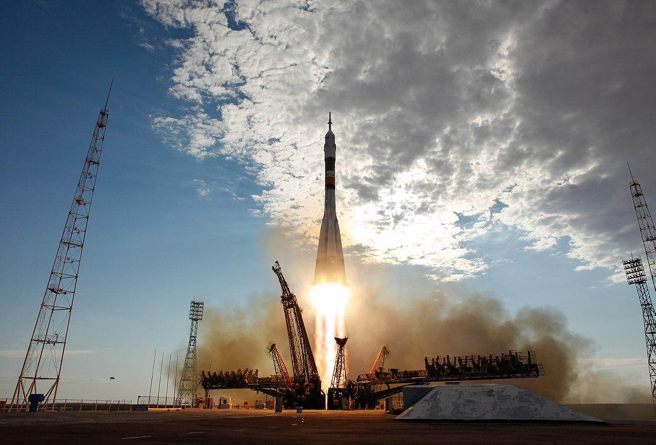 Soyuz-FG | Soyuz MS-08