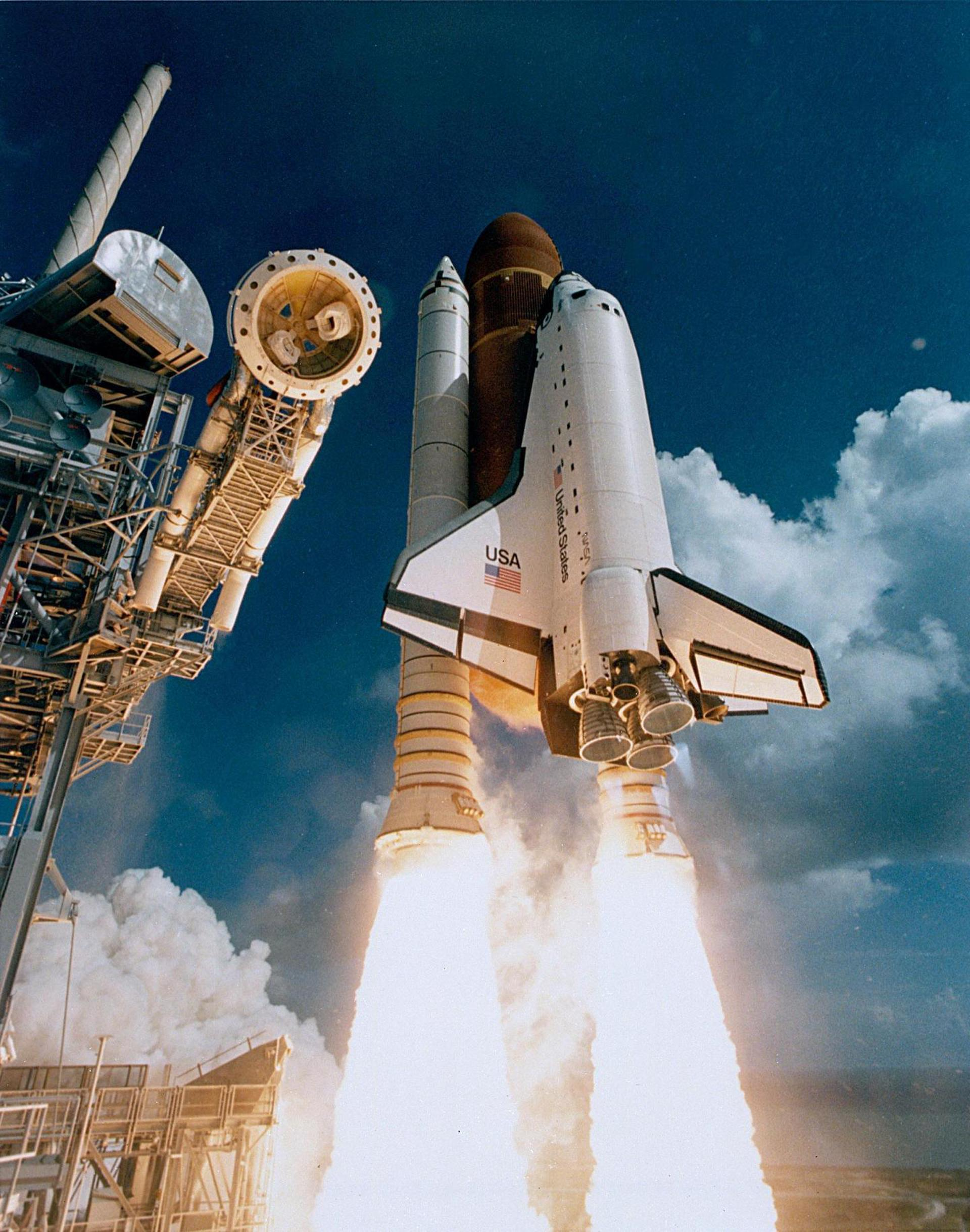 Space Shuttle Atlantis / OV-104 | STS-106