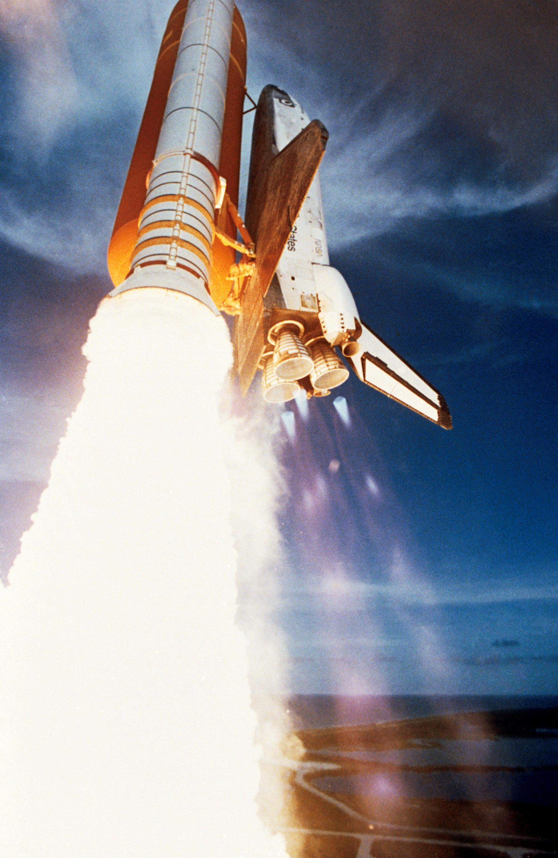 Space Shuttle Challenger / OV-099 | STS-51-F