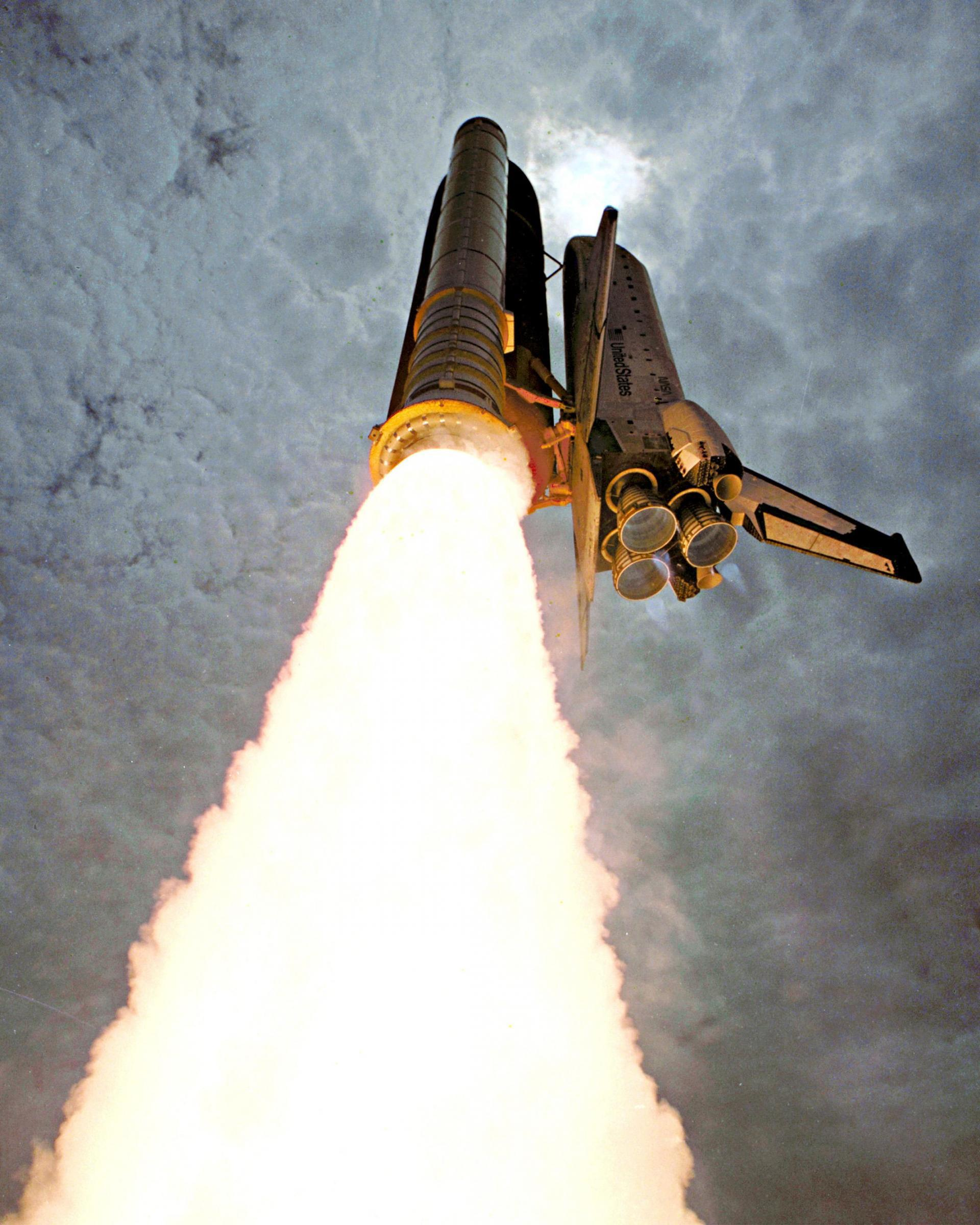 Space Shuttle Columbia / OV-102 | STS-32