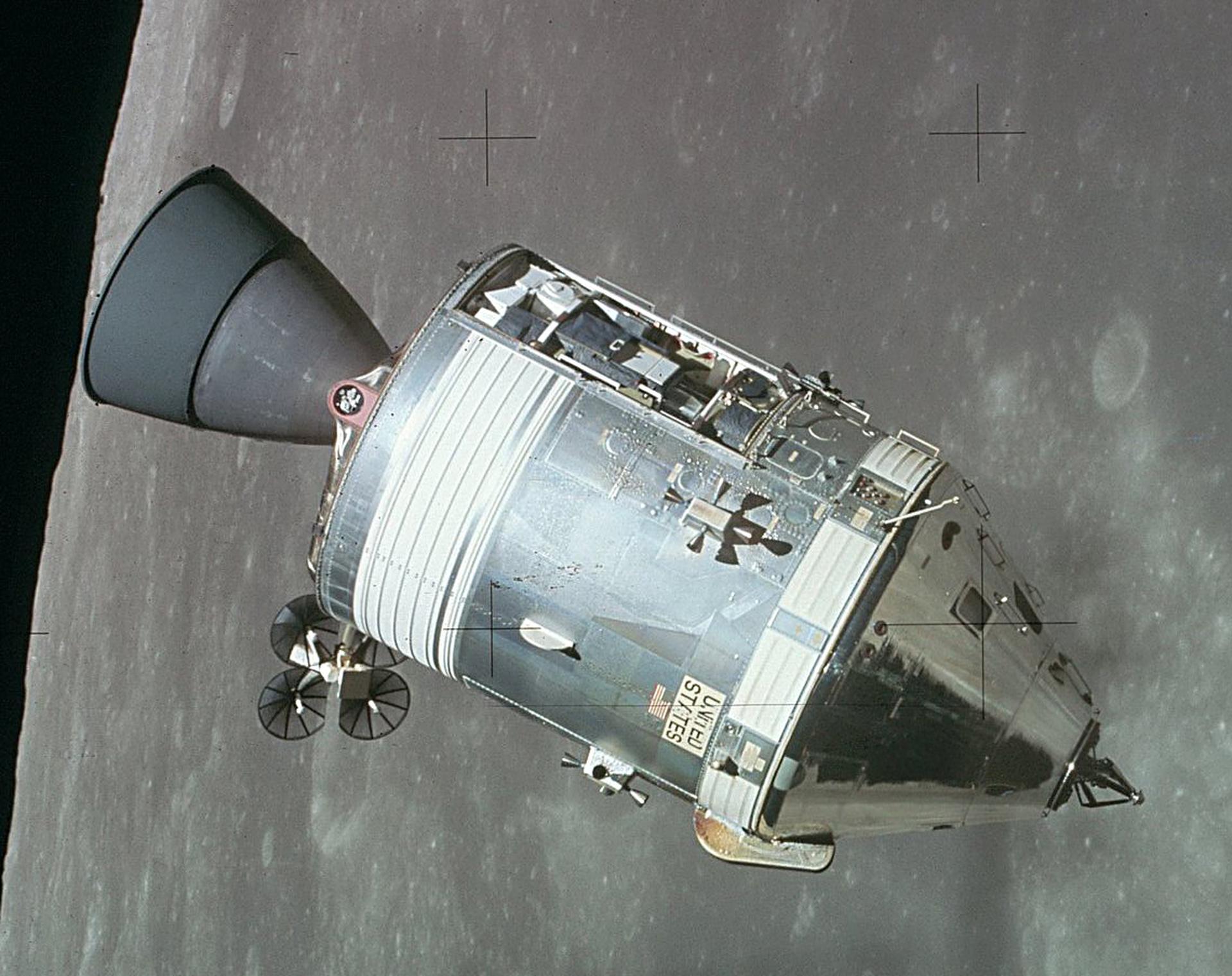 image of Apollo Command/Service Module