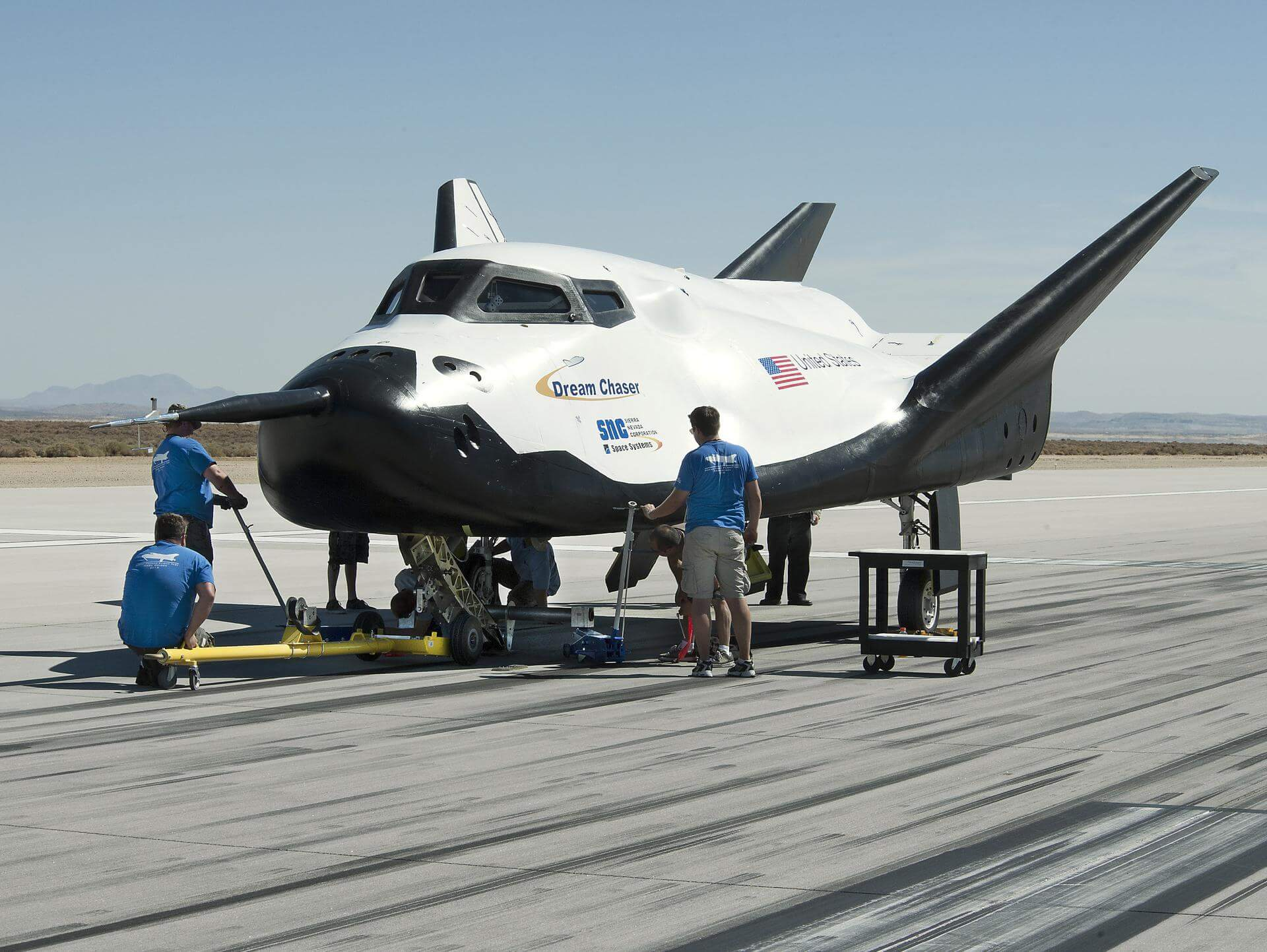 image of Dream Chaser