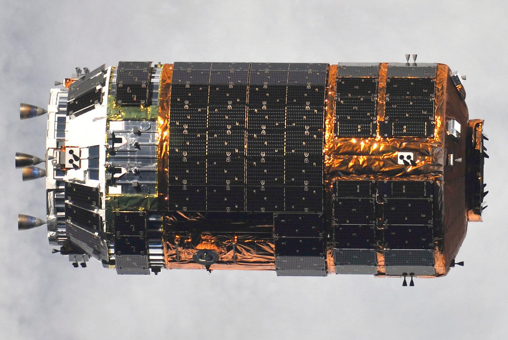 Image of H-II Transfer Vehicle (HTV)