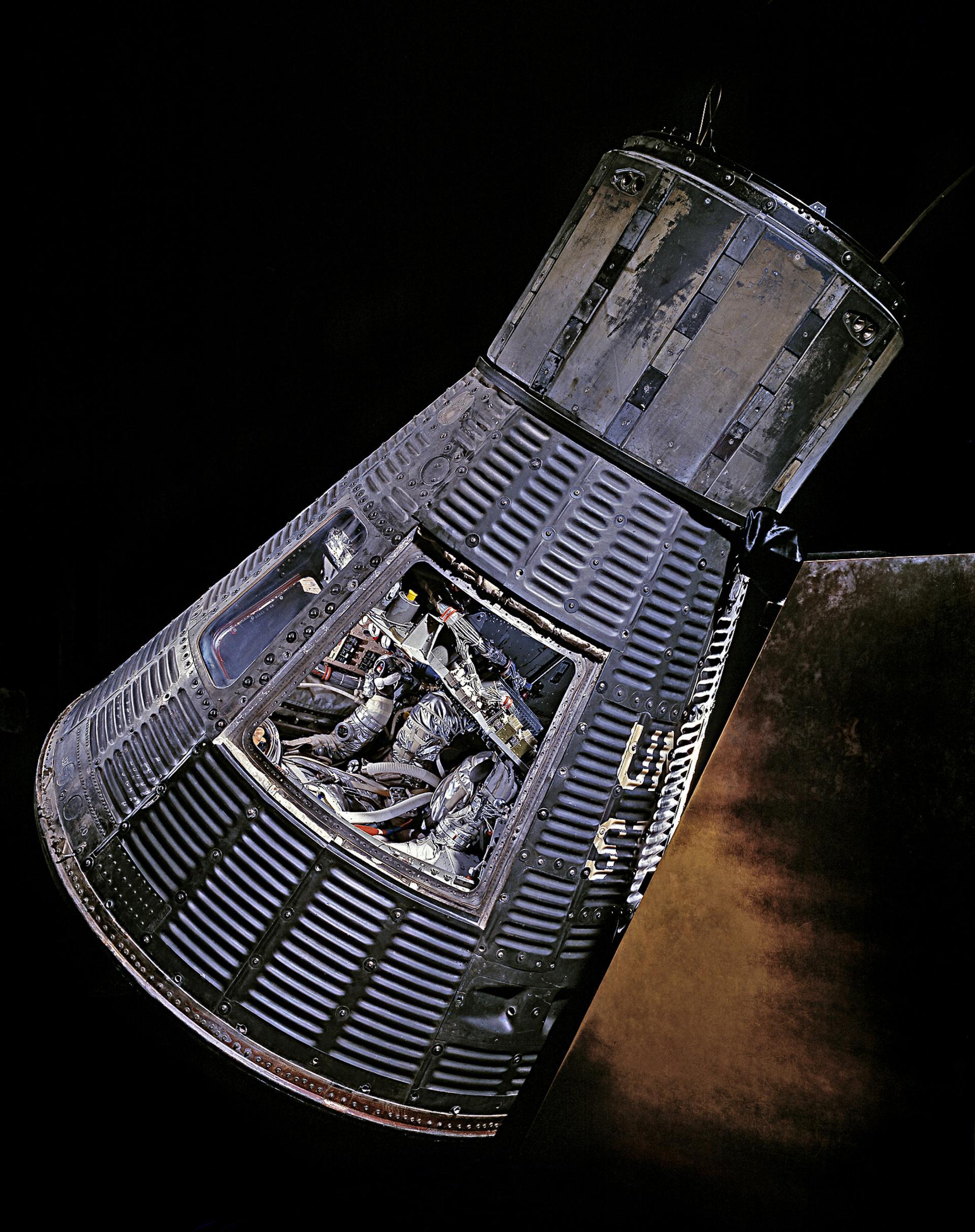 image of Mercury Capsule