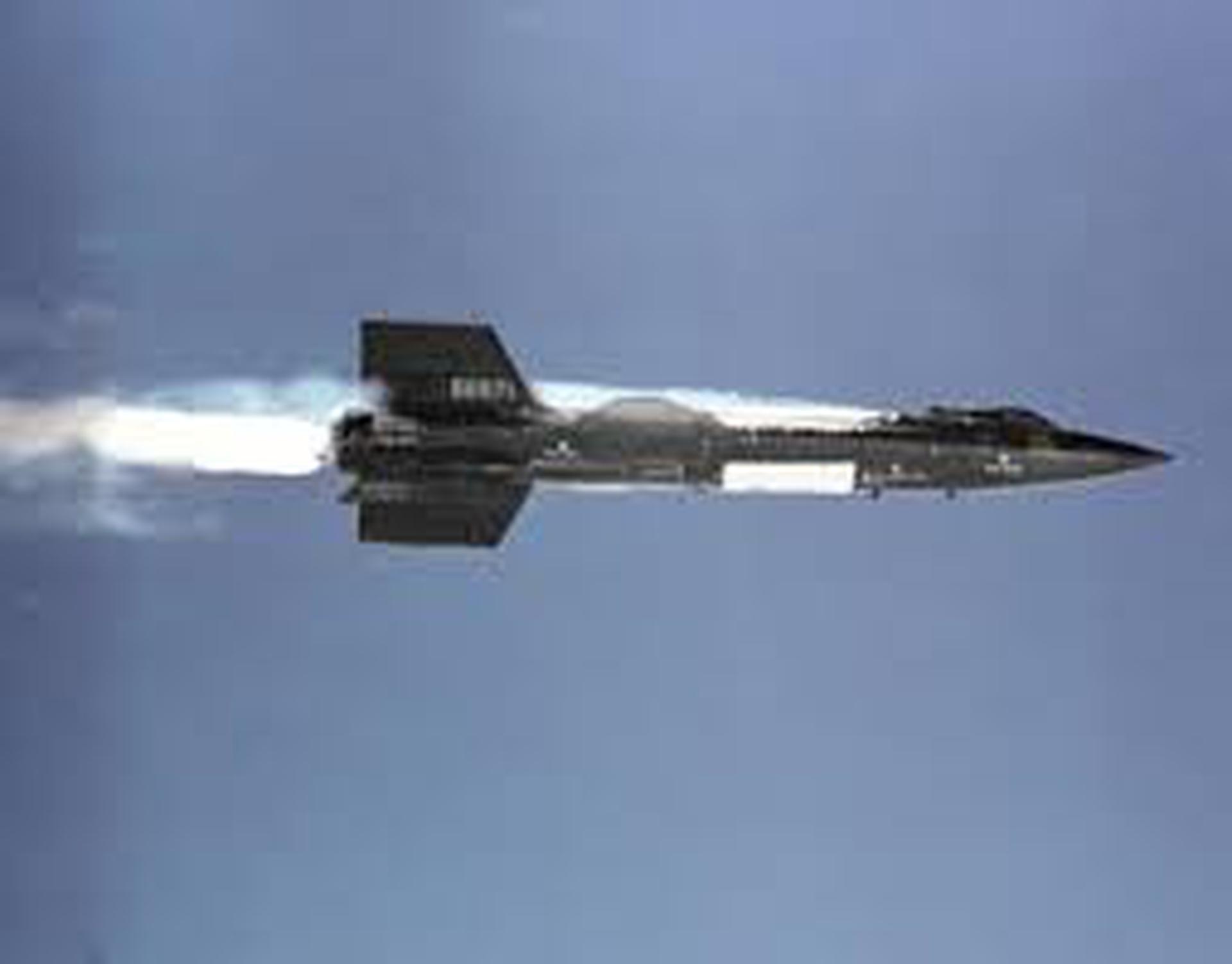 Image of North American X-15