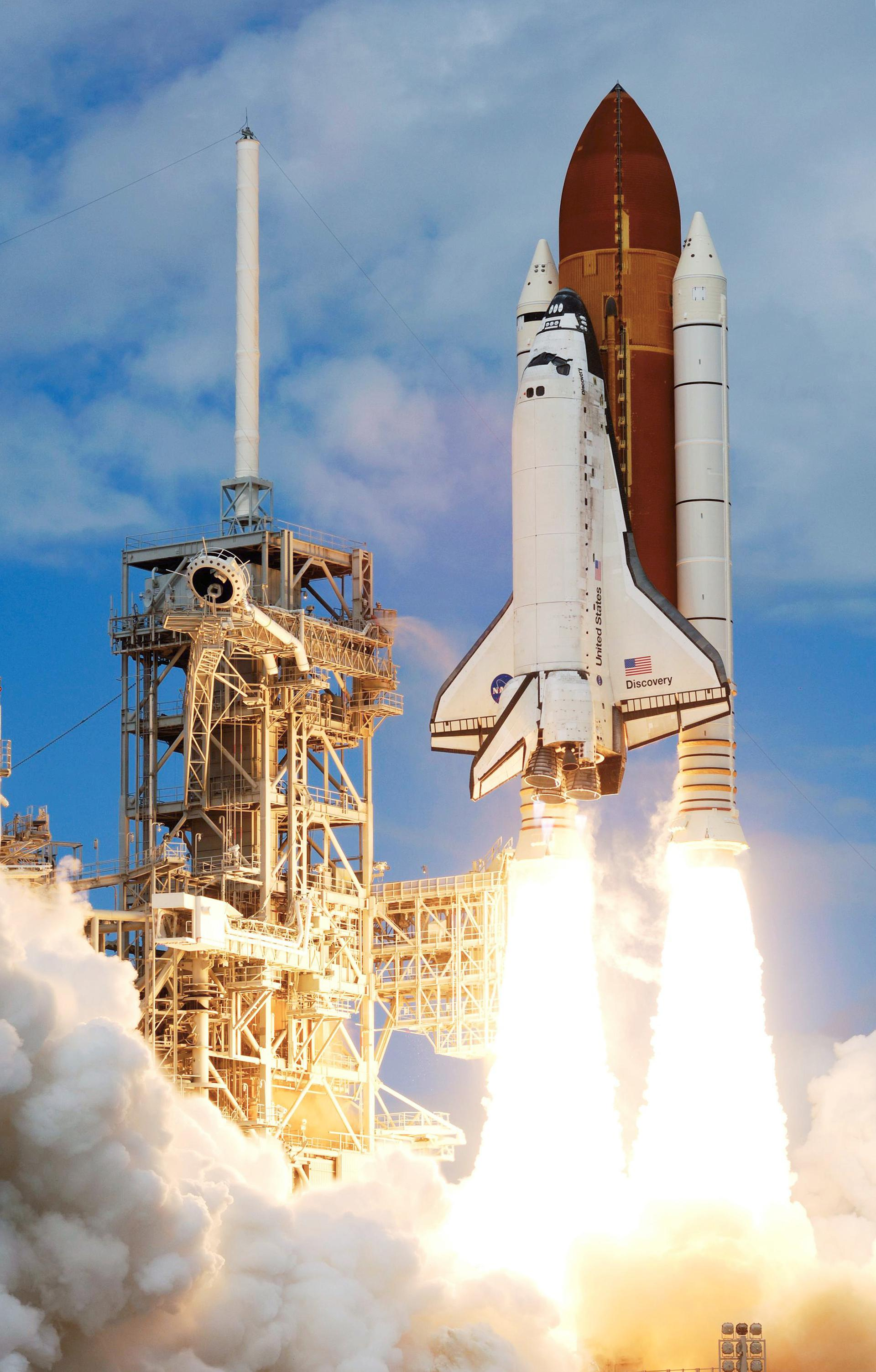 image of The Space Shuttle