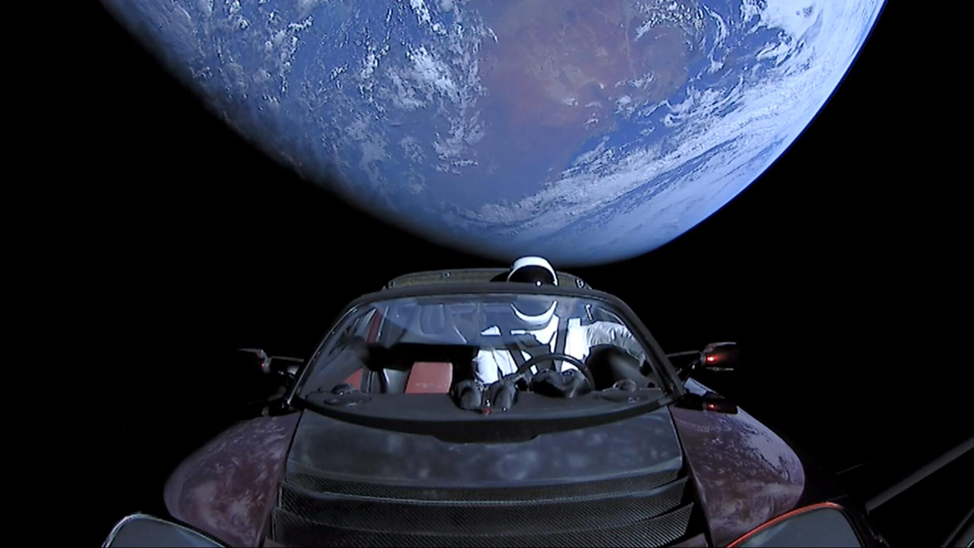 image of Tesla Roadster