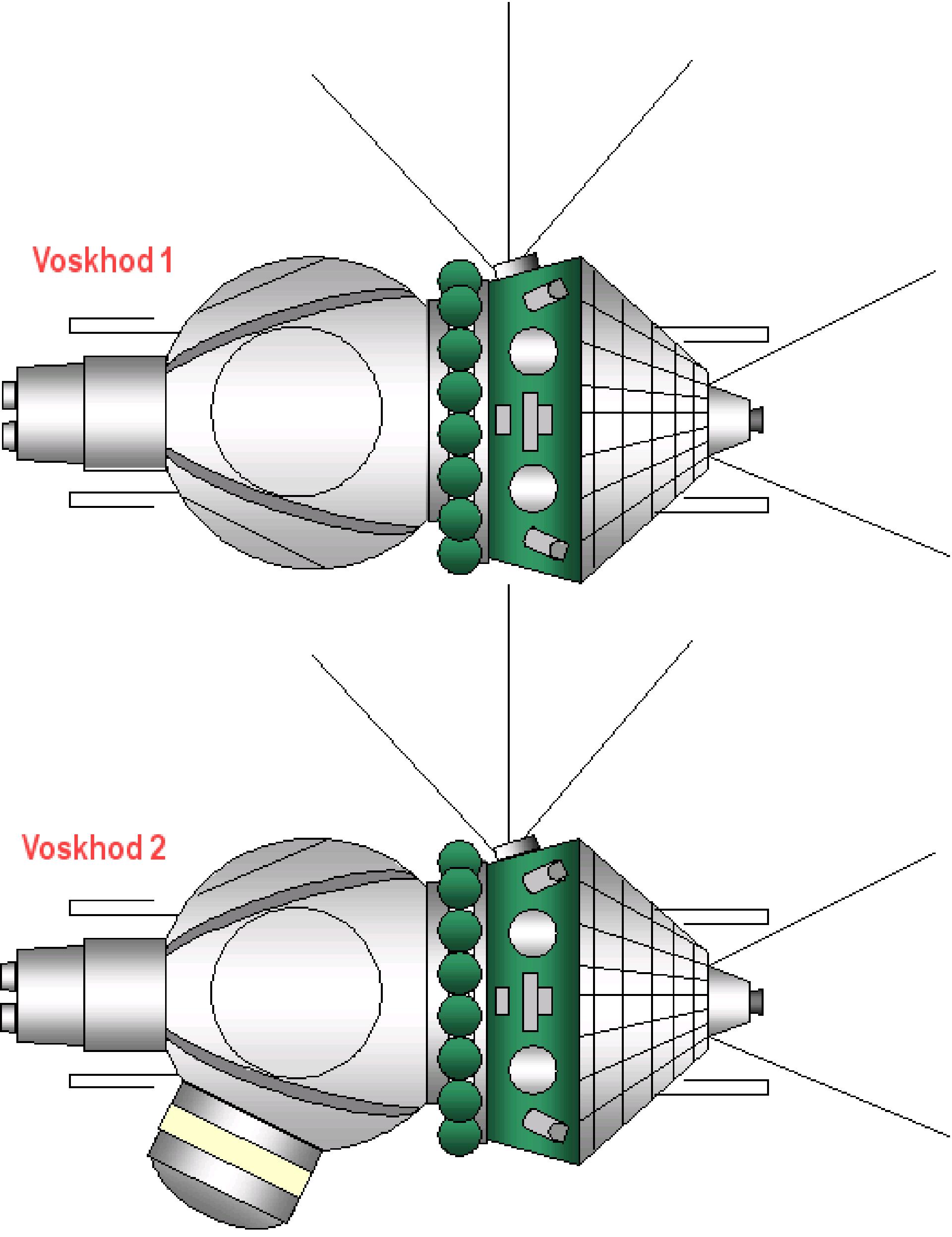 image of Voskhod